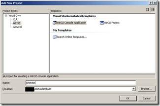 Install portaudio linux